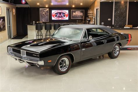 Dodge Charger Hemi For Sale 1969 dodge charger hemi for sale 74289 mcg