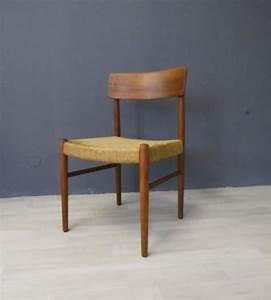 Stuhl Danish Design : teak stuhl chair danish design denmark mid century modern wegner eames ra era house ~ Frokenaadalensverden.com Haus und Dekorationen