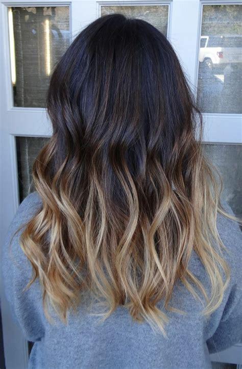 braune haare ombre 100 coole bilder frisuren f 252 r braune haare