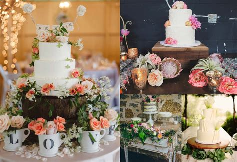 Wedding Cakes With Flowers Our Fave Styles And Top Tips