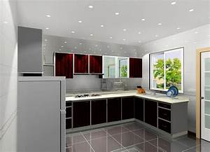 simple kitchen designs home planning ideas 2018 With what kind of paint to use on kitchen cabinets for large car stickers