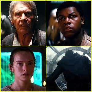 Star Wars The Force Awakens Deleted Scenes Sneak Peek