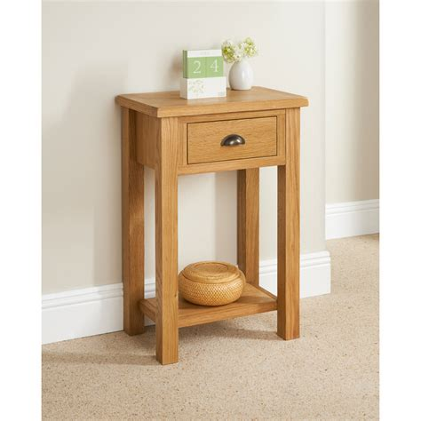 B&m Wiltshire Small Console Table  319212 B&m