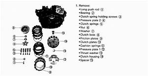 I Have A 2001 350 Warrior  The Clutch Will Not At All Or