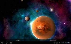 Moving Solar System Wallpaper - Pics about space