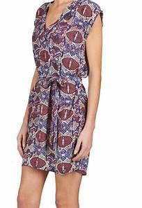 lpb robe courte imprimee ref s166002 collection With robe courte ete