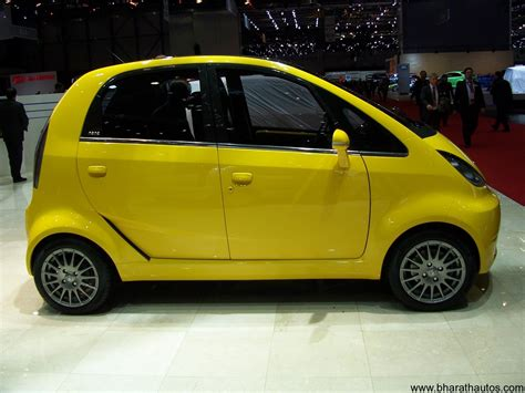 Tata Picture by 2012 Tata Nano With More Safety Features