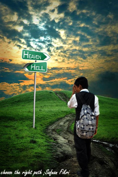 Bible Quotes About Choosing The Right Path