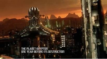 Krypton Supergirl Destruction Series Yet Swooping Cbs