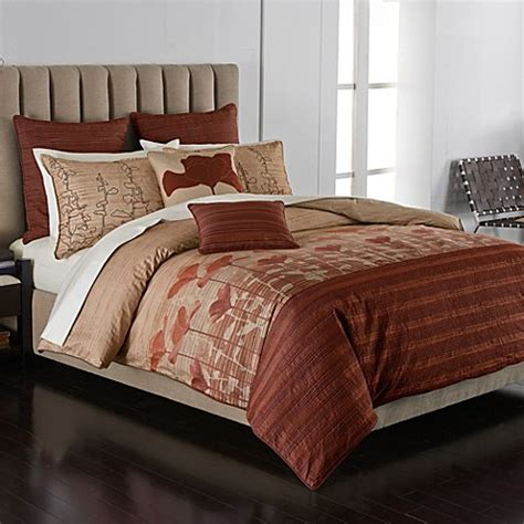 parker loft california poppy comforter set bed bath beyond