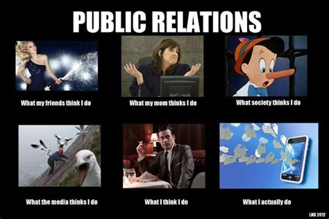 Meme Pr - getting all chicken little artfully atypical