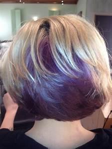 Purple Hair Becky F39s Photo Beautylish