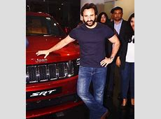 Saif Ali Khan has bought himself a sensible family car Or