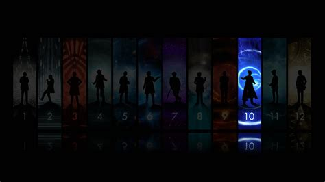 Doctor Who Animated Wallpaper - doctor who tenth doctor wallpaper 2560x1440 435413