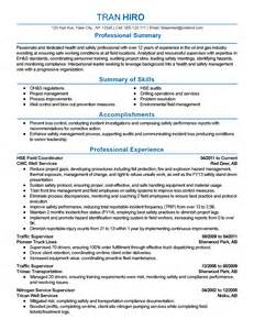 warehouse coordinator resumes professional field supervisor templates to showcase your