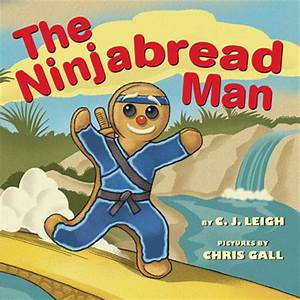 The Ninjabread Man Scholastic Book Fairs