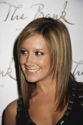womens haircuts bob hairstyles tisdale medium length bob hairstyle 2459