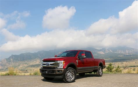 Driving, Towing, And Off-roading In The 2017 Ford Super