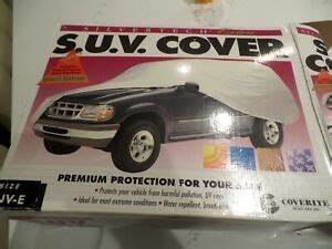 New Coverite Silvertech Suv Car Cover Se Chart In Photos