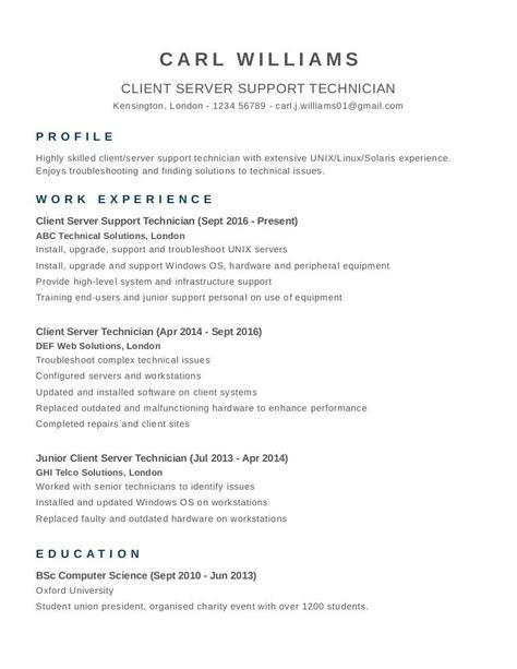 resume templates uk   resume templates