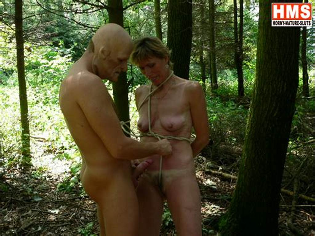 #Horny #Mature #Slut #Taken #In #The #Forest #By #A #Masked #Man