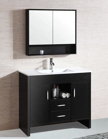 Bathroom Vanities For Two (when There's No Room For A