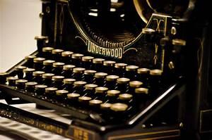 Typewriter Photography Shawn Cummins Portfolio
