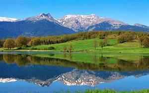 Lake Plastira Beautiful As A Work Of Nature Greece Is
