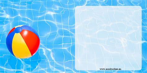 einladung einladungskarten sommerparty ausdrucken