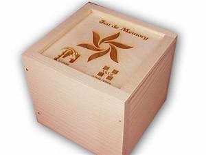 Boite En Bois : boite de jeux en bois bois boites coffrets personnalis s toutes les cat gories hpl com ~ Teatrodelosmanantiales.com Idées de Décoration