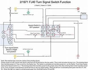 Universal Turn Signal Wiring Diagram