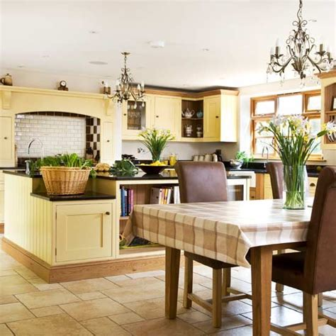 Decorating Ideas Kitchen Diner by Painted Farmhouse Kitchen Diner Kitchens
