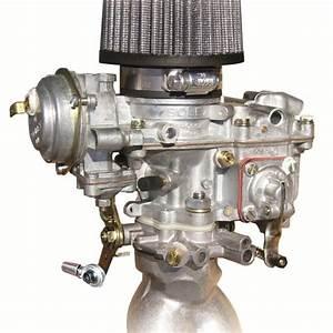 35mm Dual Solex Carburetor Kit Vw Type 1 Air-cooled Engines