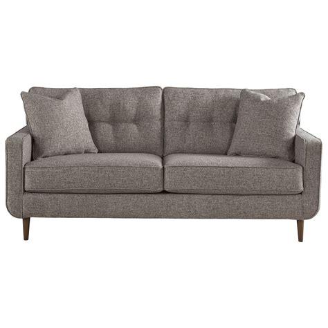 mid century modern loveseat furniture zardoni mid century modern sofa value
