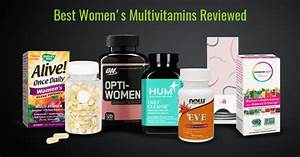The 5 Best Women U0026 39 S Multivitamins 2020