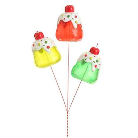 gumdrop christmas ornament s 3 clear christmas candy