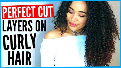 Diy Layered Haircut On Curly Hair! How To Cut Curly Hair Into Layers By Yourself By Lana Summer Haircut At Supercuts Price Worst Haircuts 2017 Kids San Diego Imu Number 3 On Sides Manly Medium Over 50 Net 2