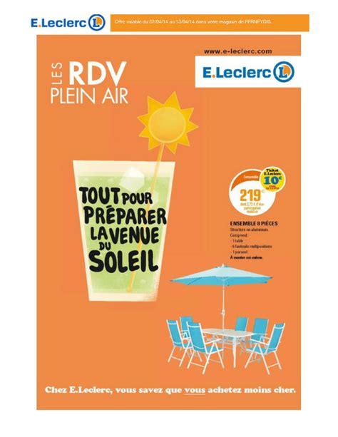 cuisine conforama catalogue e leclerc les rdv plein air cataloguespromo com