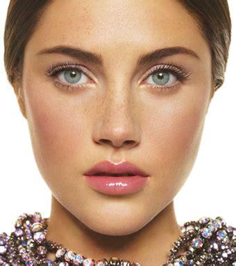 face  younger  bold eyebrows