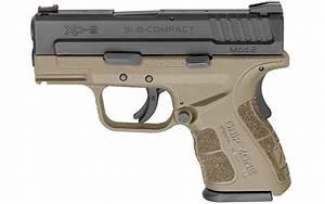 Springfield Xd Mod 2 9mm Sub