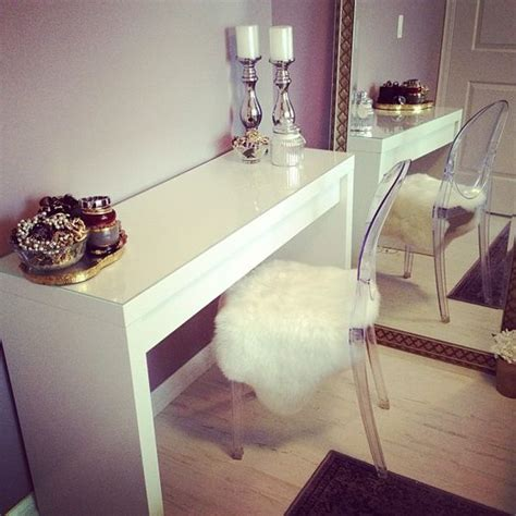 ghost chair for vanity that louis ghost chair w the sheepskin rug lette and