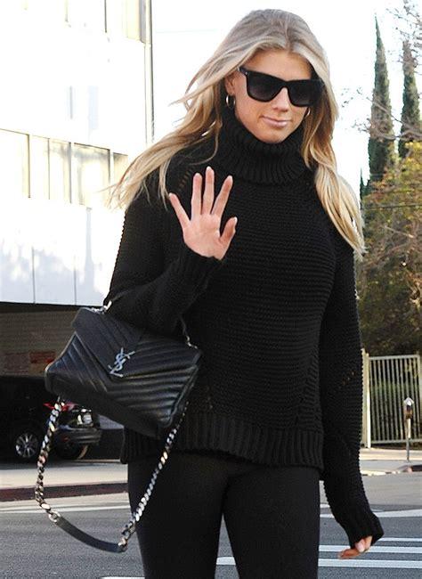 dueling black birkins        close  christmas fashion ysl handbags