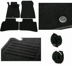 4 tapis de sol pour mercedes classe clk w209 coupe de 05 With tapis de sol mercedes