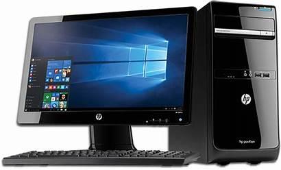 Desktop Computer Tower Pc Pcs Windows Freepngimg