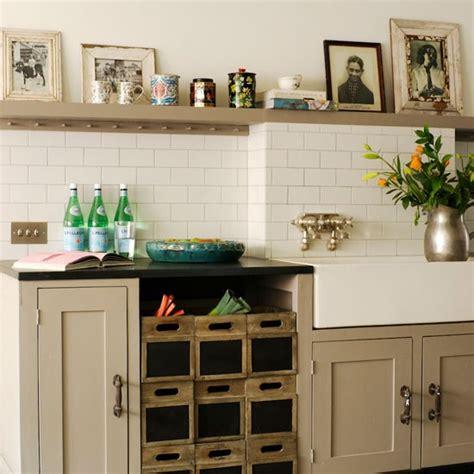 Vintagestyle Kitchen Storage  Kitchen Storage Furniture