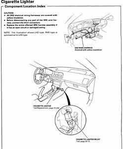 Cigarette Socket Not Working - Honda Accord Forum