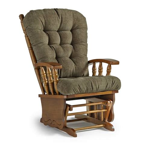 Best Chairs Inc Glider Rocker Cushions by Glider Rockers Henley Best Home Furnishings