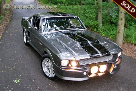 1967 Eleanor Mustang For Sale