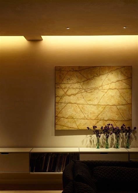 tips to lighting wall art mint lighting design