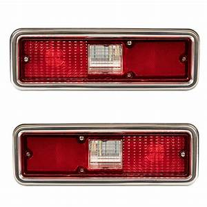 1972 Chevrolet Tail Light Assembly Kit